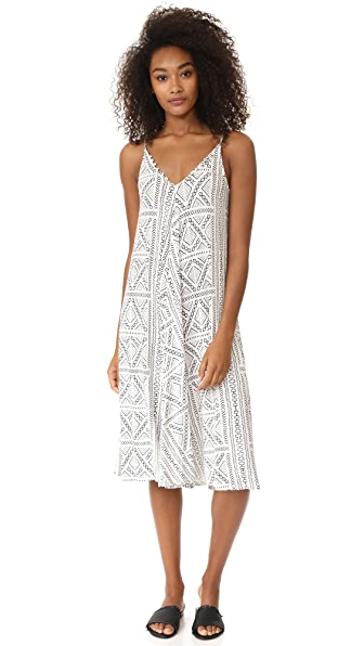 Rachel Pally Krishna Dress - Kinship Print