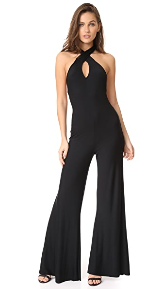 Rachel Pally Tai Jumpsuit In Black