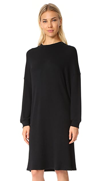 Rachel Pally Pique Slouchy Belted Dress