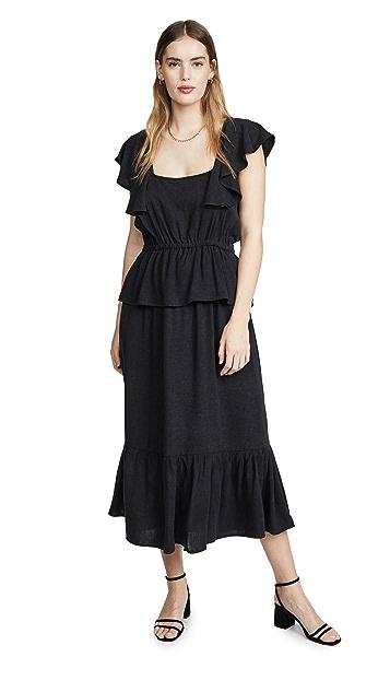 Photo of  Rachel Pally Mariah Linen Dress - shop Rachel Pally dresses online sales