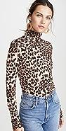 Rachel Pally 基本款平针织高领衫