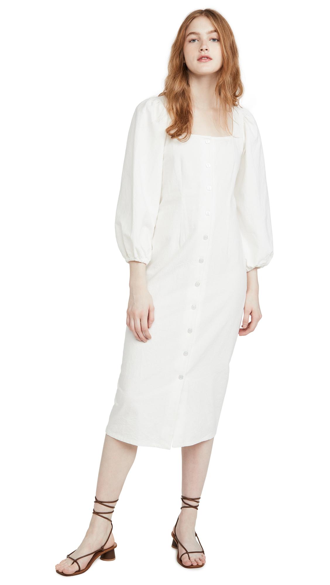 Buy Rachel Pally online - photo of Rachel Pally Linen Canvas Brynn Dress