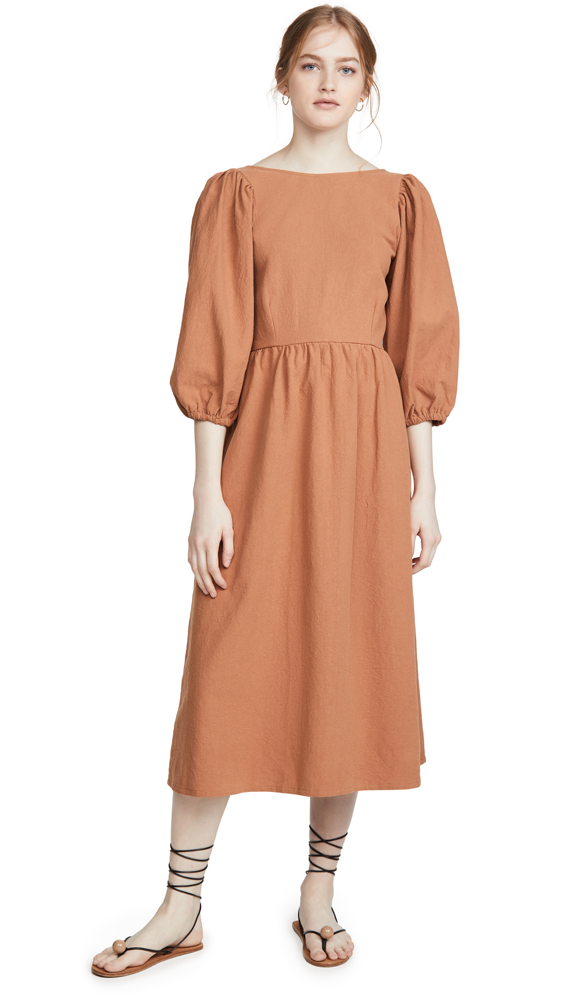 Buy Rachel Pally online - photo of Rachel Pally Linen Canvas Roma Dress