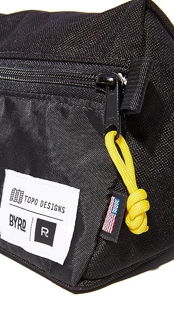 Richer Poorer x Byrd Travel Gift Set