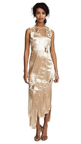 Rejina Pyo Laura Dress In Champagne