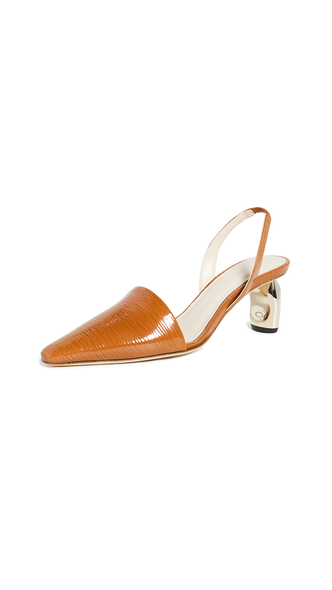 Rejina Pyo Conie Slingbacks 60mm – 40% Off Sale