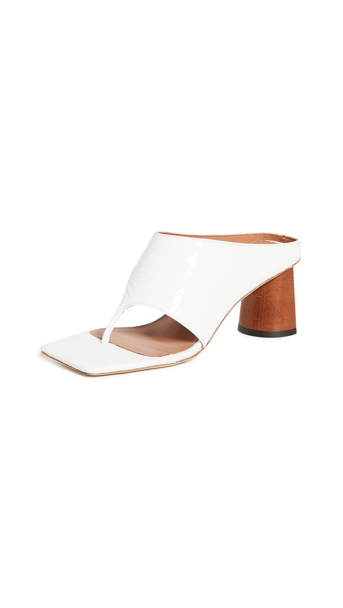 Rejina Pyo Lina Sandals 60mm - 50% Off Sale