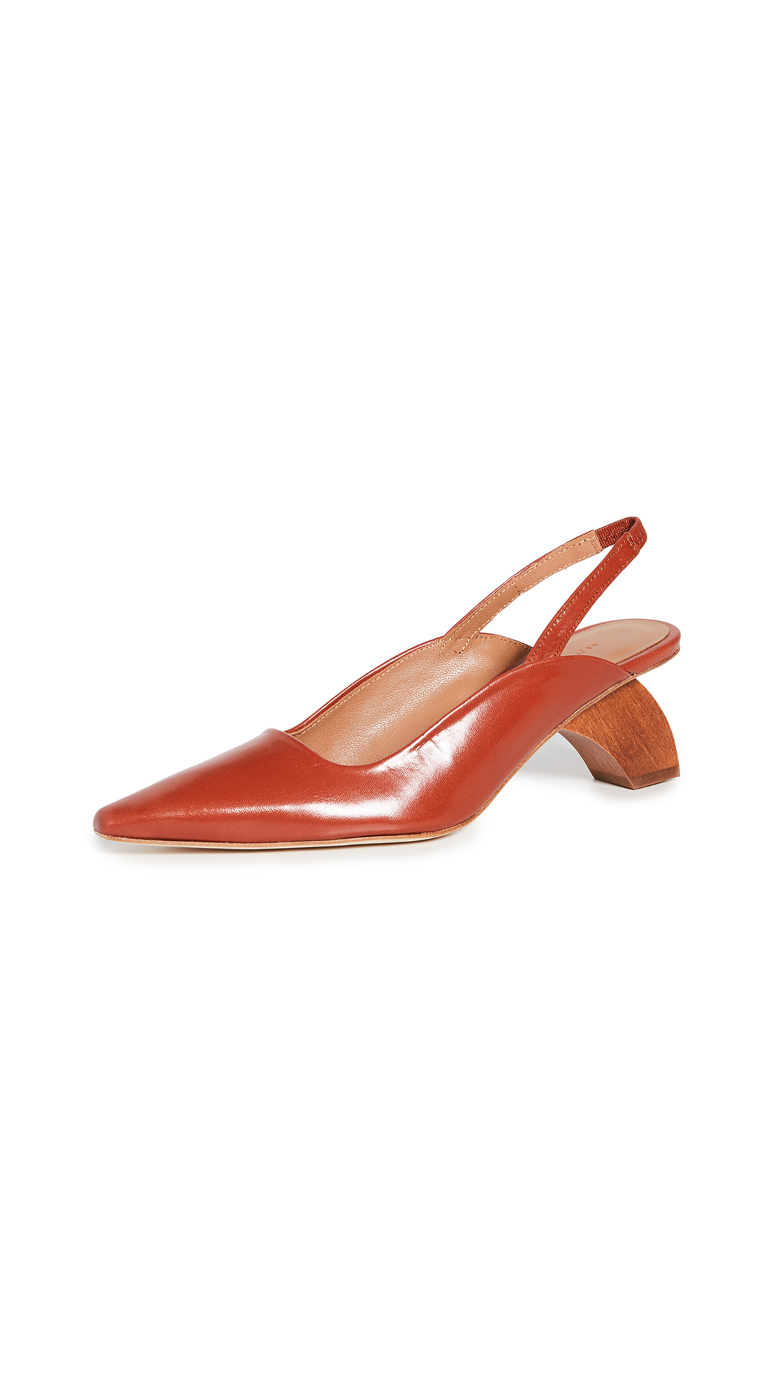 Rejina Pyo 60mm Dylan Slingbacks - 50% Off Sale