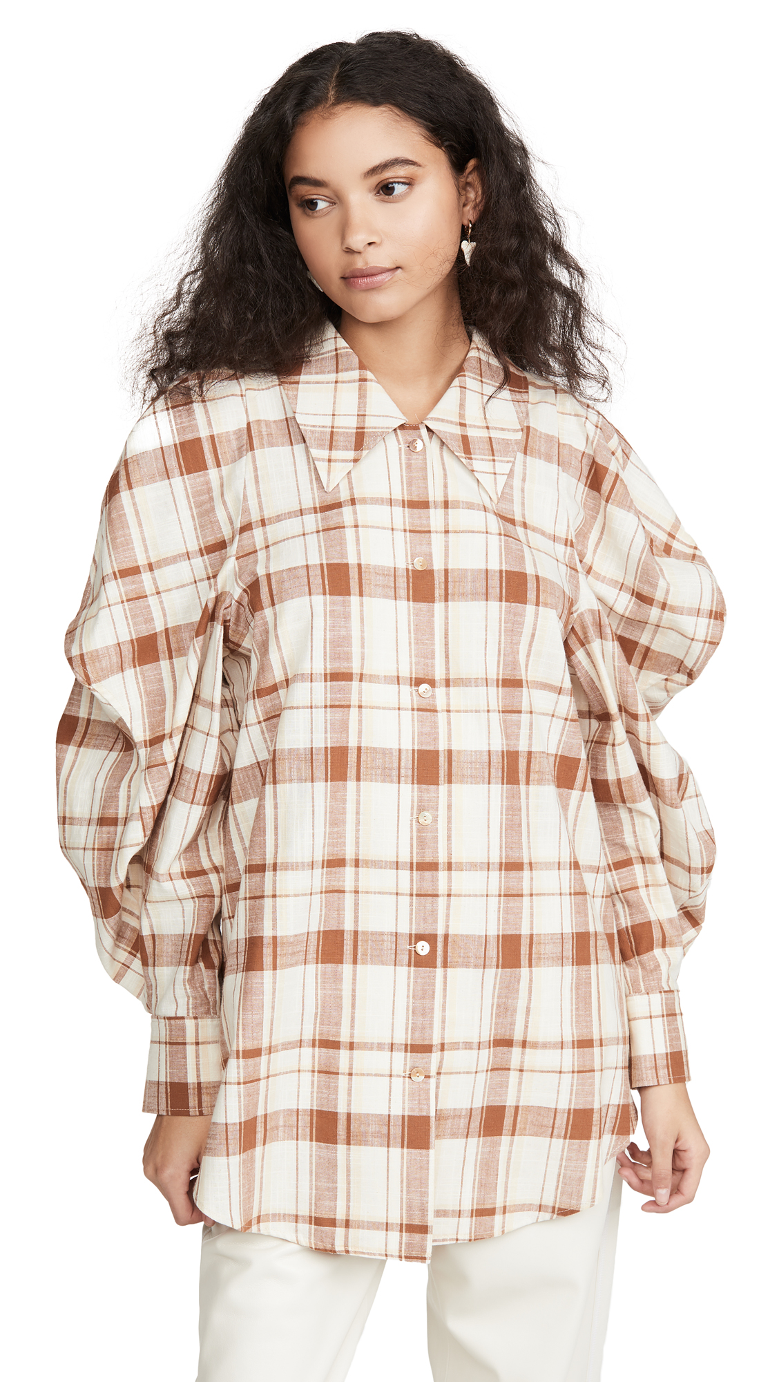 Rejina Pyo Julia Shirt - 50% Off Sale