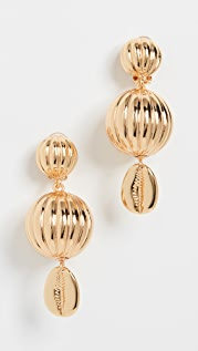 Rebecca De Ravenel Be Charmed Earrings