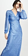 Rebecca De Ravenel Sienna Knotted Gown