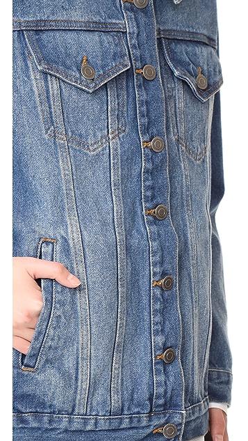 Robert Rodriguez Denim Long Jacket