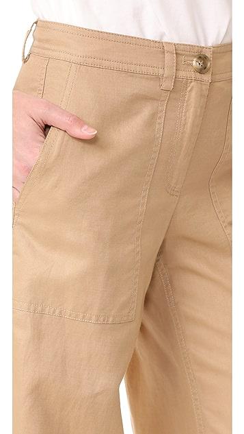 Robert Rodriguez Wide Leg Pants