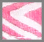 Karawa Border Pink