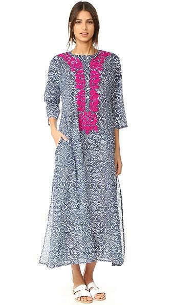 Roberta Roller Rabbit Inez Maxi Dress