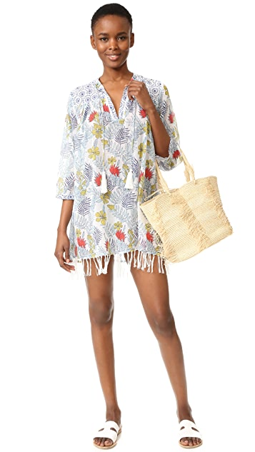 Roberta Roller Rabbit Serafina Fringe Dress