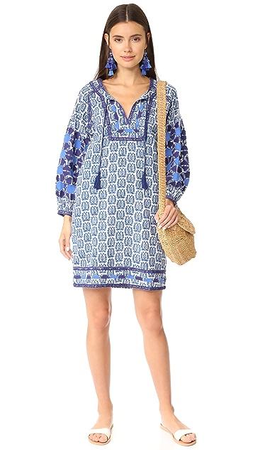 Roller Rabbit Jenya Reva Embroidered Dress