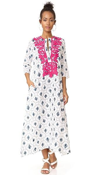 Roberta Roller Rabbit Honey Dye Inez Long Dress