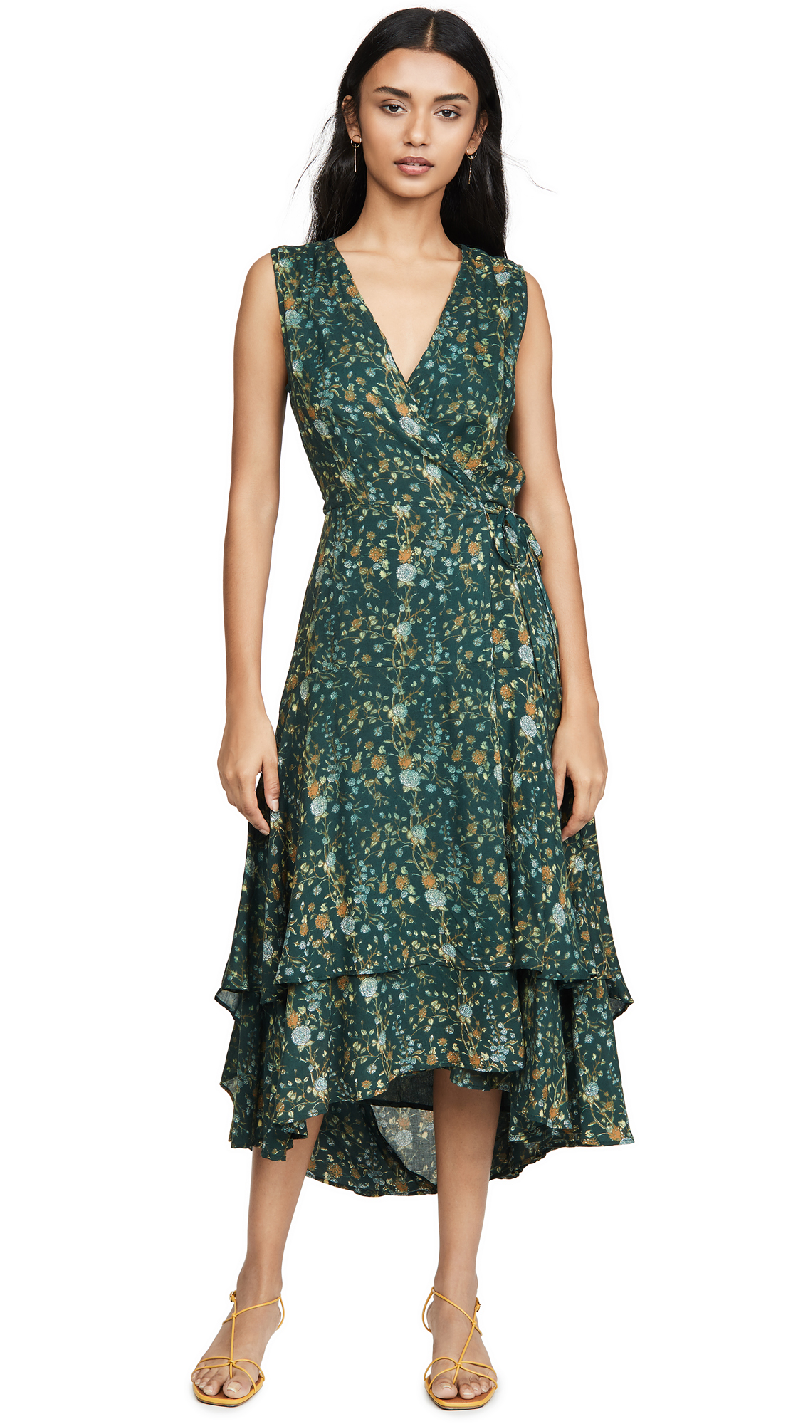 Buy Roller Rabbit online - photo of Roller Rabbit Beringhouse Floral Filippa Dress