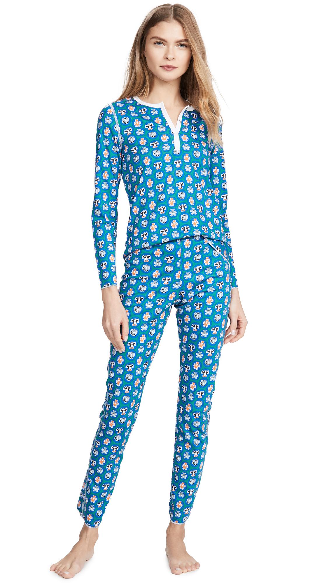 Buy Roller Rabbit online - photo of Roller Rabbit Sno Angels Pajamas