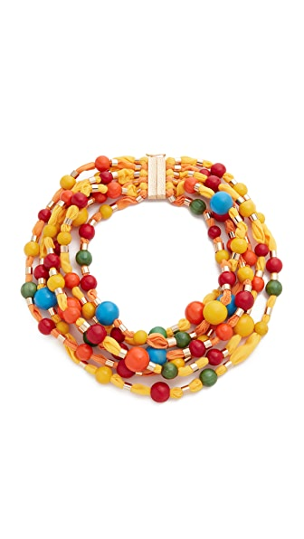 Rosantica Merida Multi Layer Necklace - Multi
