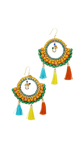 Rosantica Merida Earrings - Multi