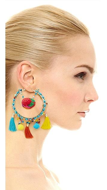 Rosantica Yucatan Earrings