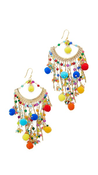 Rosantica Cancun Earrings
