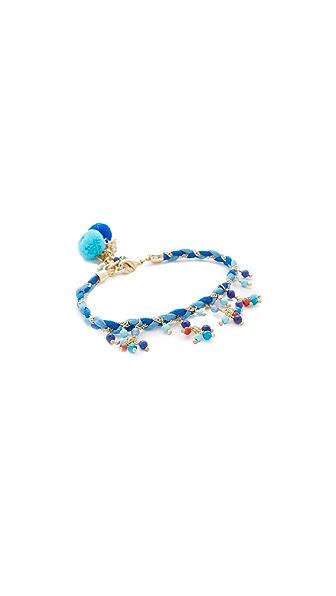Rosantica Sombrero Bracelet - Blue Multi