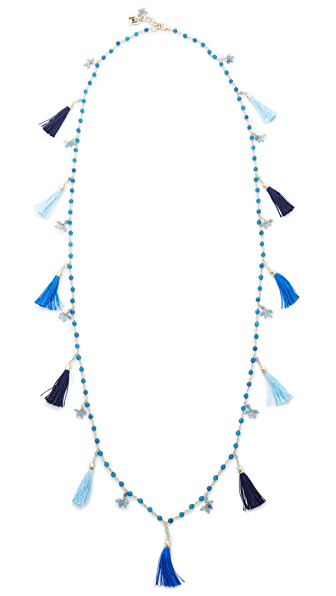 Rosantica Etna Necklace - Blue