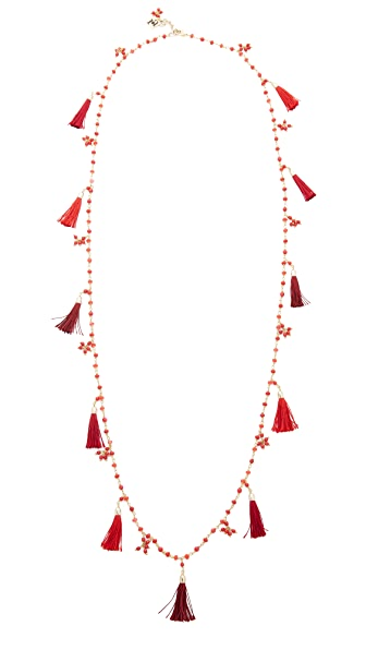 Rosantica Etna Necklace - Red