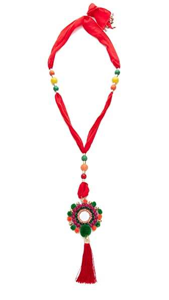 Rosantica Merida Necklace In Red Multi