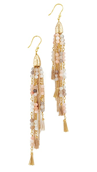Rosantica Risveglio Earrings - Cipria Multi