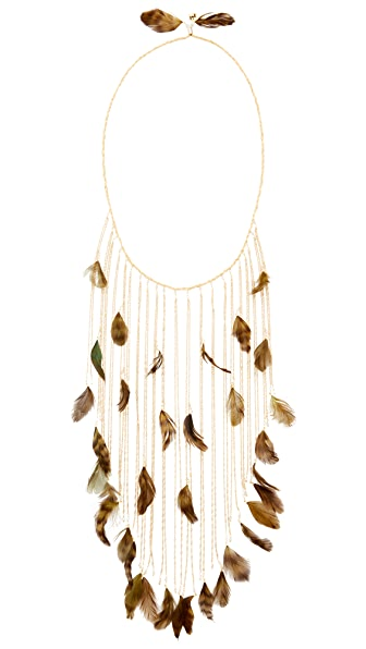 Rosantica Selva Necklace - Green