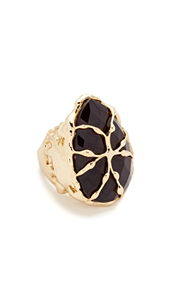 Rosantica Baronessa Ring - Black