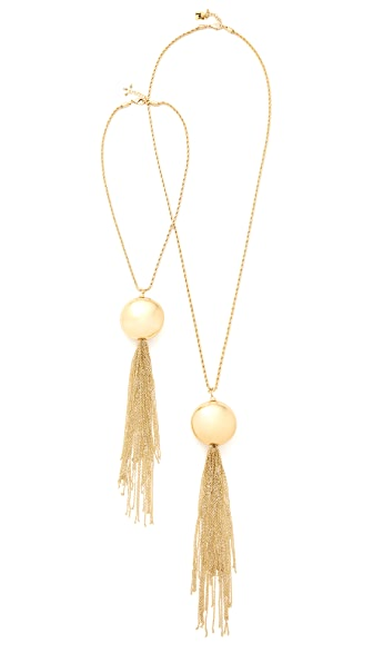 Rosantica Milite Necklace Set - Gold