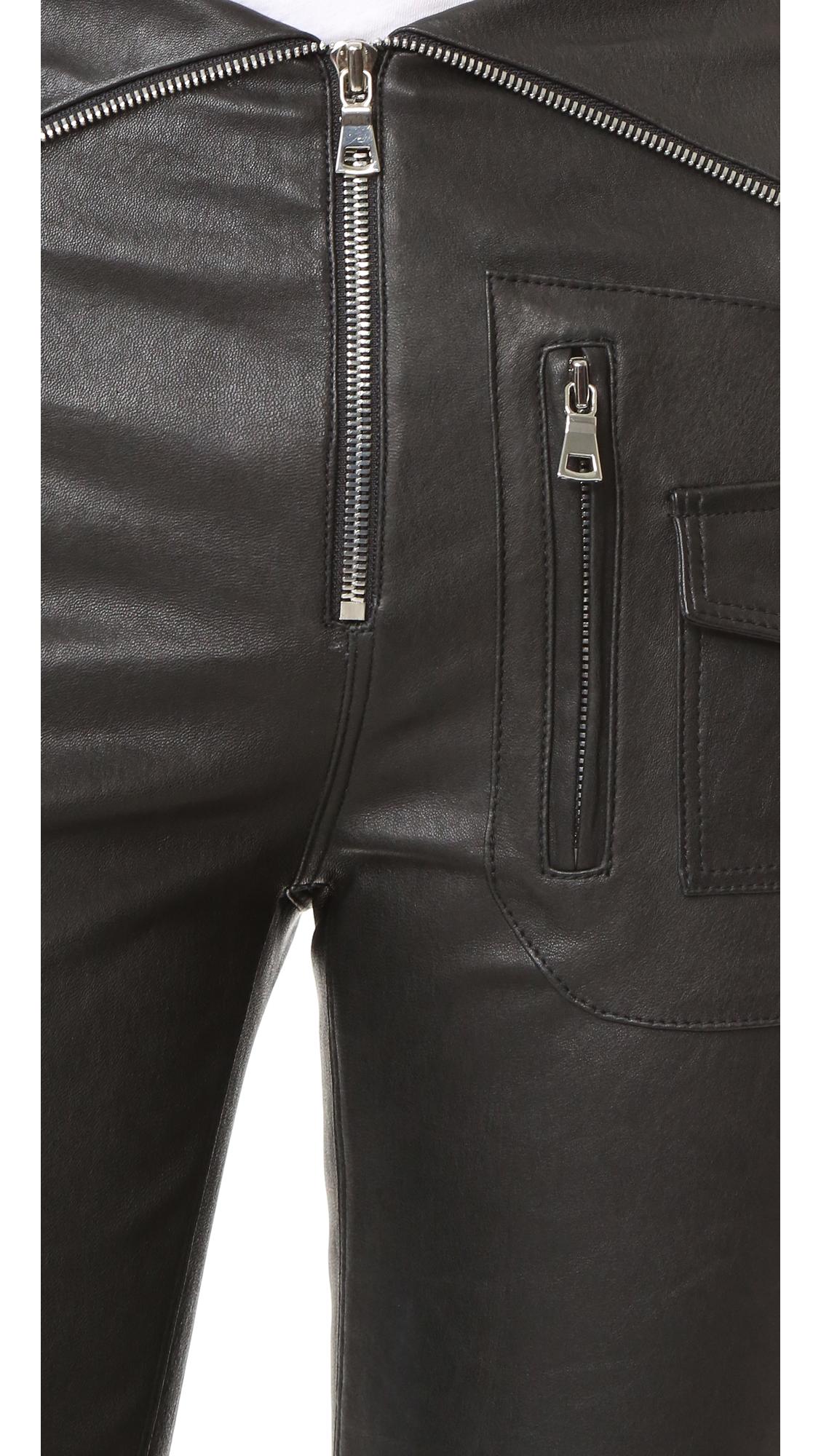 99635953f4 RtA Diavolina Leather Pants | SHOPBOP