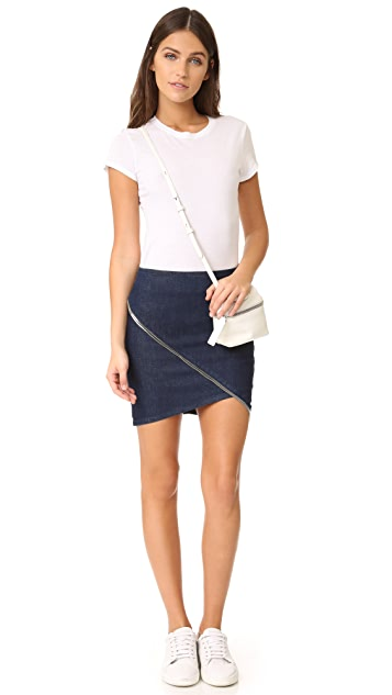 RtA Ivy Zipper Skirt