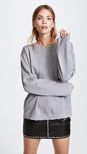 RtA Beal Sweater - Argent