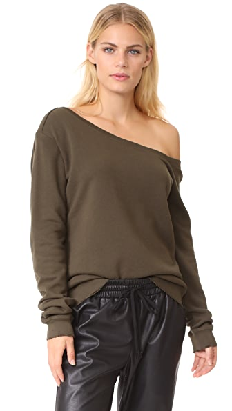 RtA Claudine Sweater - Army