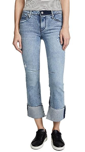RtA Duchess Jeans In Desert Blue