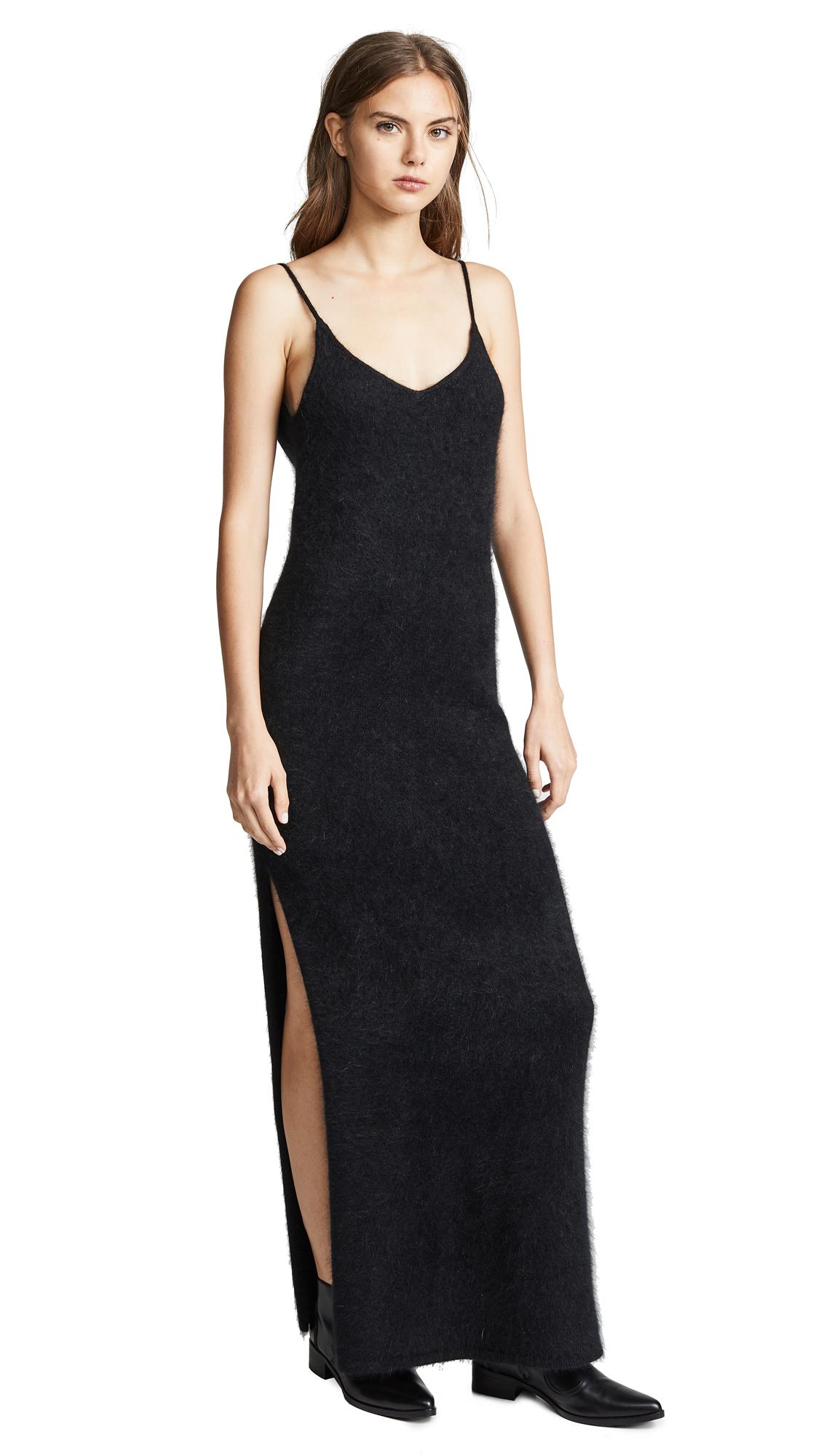RtA Cornelia Dress In Blackout