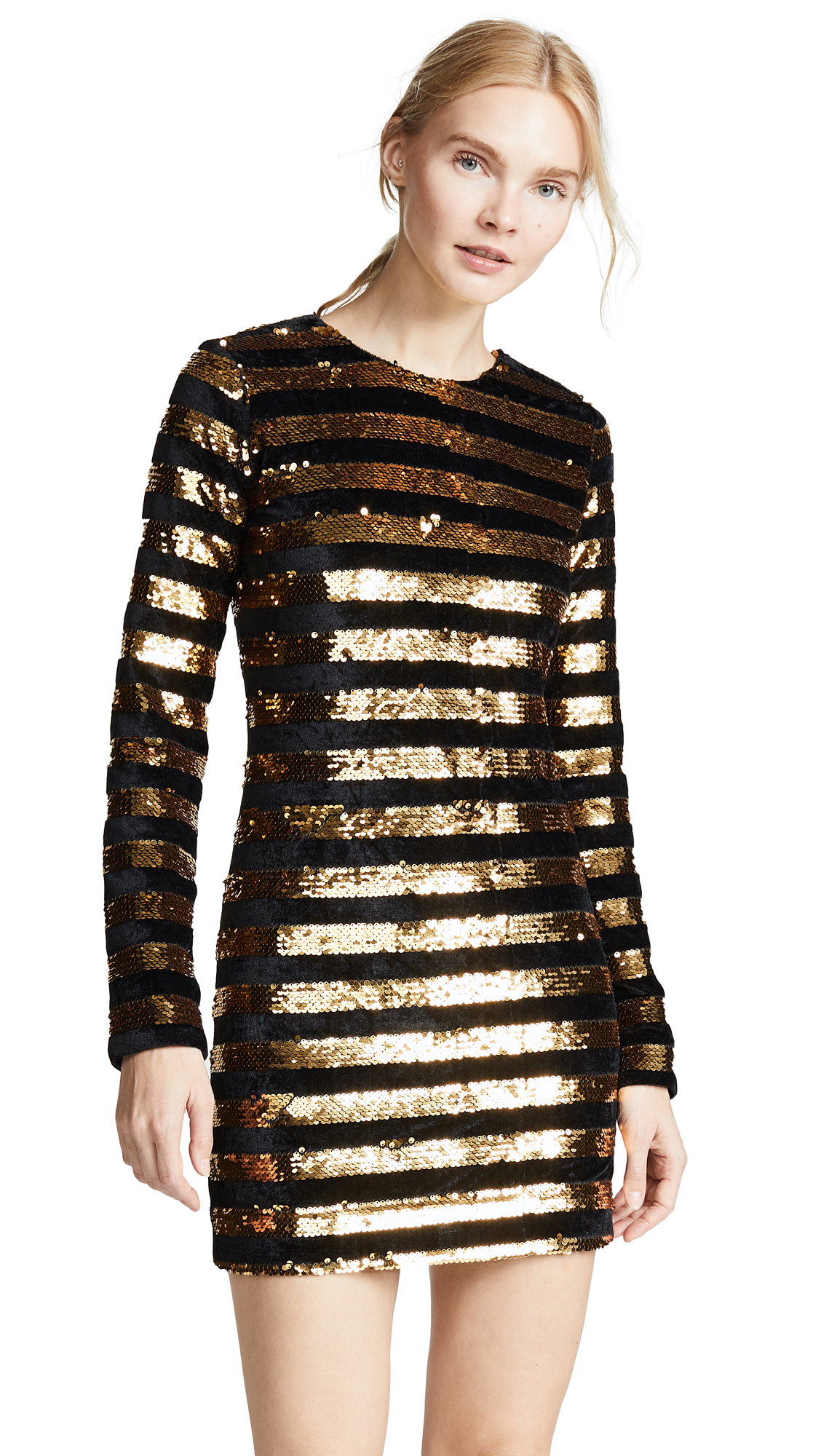 RtA Crystal Sequined Dress