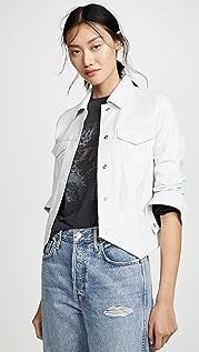 RtA Jack Leather Jacket