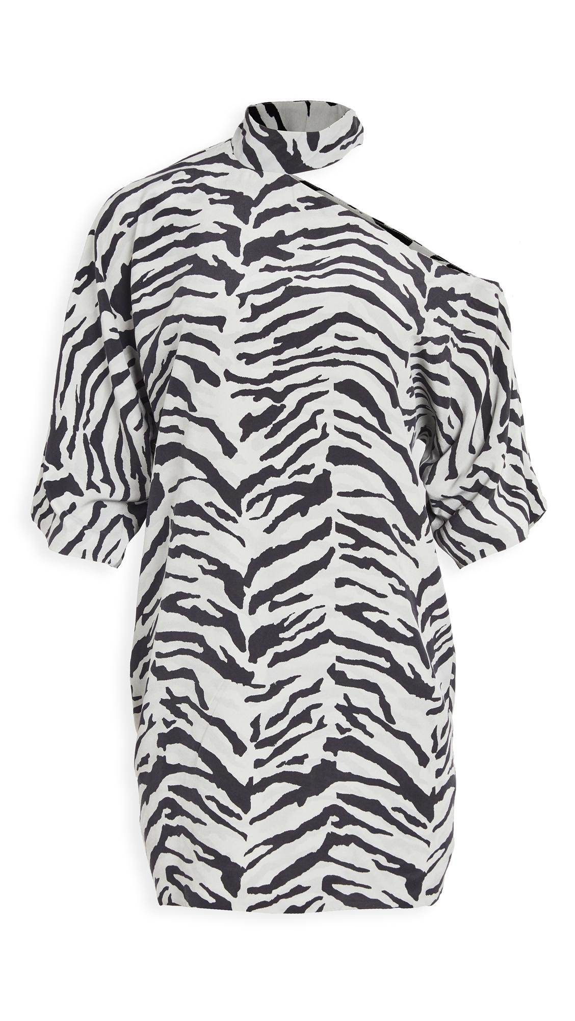 RtA Julia-Neck Cutout Dress - 30% Off Sale