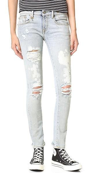 R13 Kate Skinny Jeans - Salford
