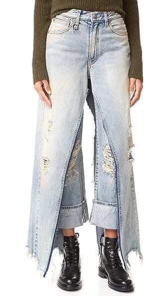 R13 Sashah Jeans