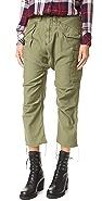 R13 Cargo Harem Pants