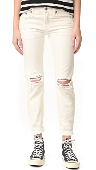 R13 Relaxed Skinny Jeans - Kenmare