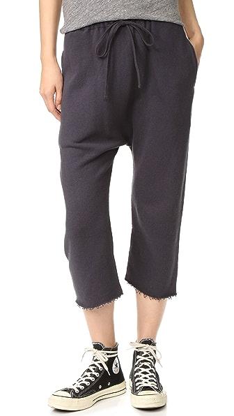 R13 Field Sweatpants - Vintage Black